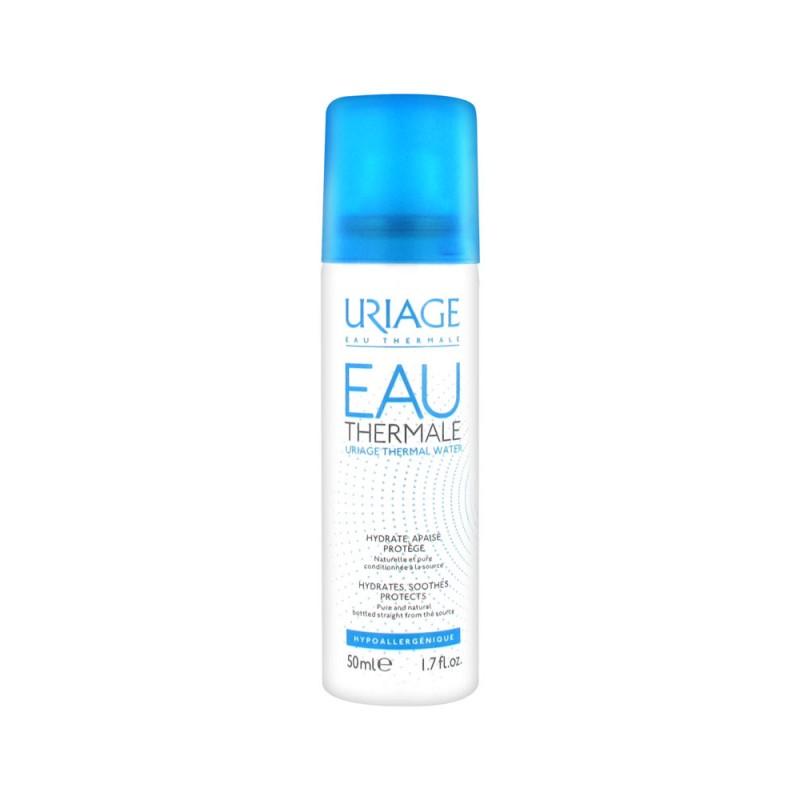 Facial spring thermal water error