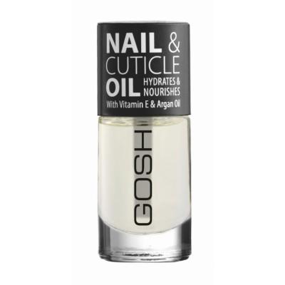 GOSH Nail & Cuticle Oil 8 ml