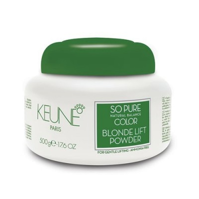 Keune So Pure Natural Balance Color Blonde Lift Powder 500 g