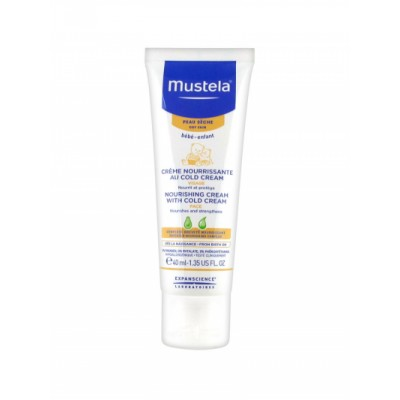 Mustela Baby Nourishing Cream With Cold Cream 40 ml