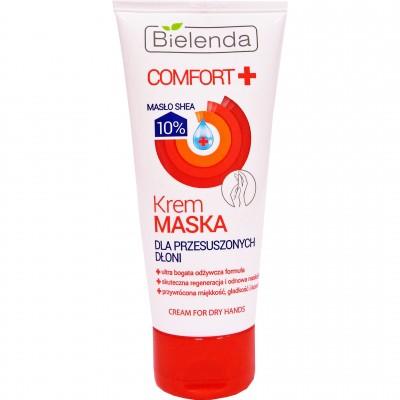 Bielenda Comfort+ Handmaske Trockene Haut 75 ml