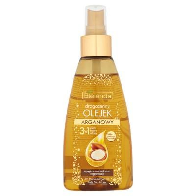 Bielenda Precious 3in1 Argan Face & Body & Hair Oil 150 ml