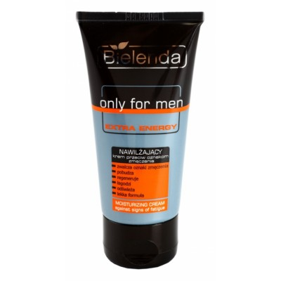 Bielenda Only For Men Extra Energy Moisturizing Cream 50 ml