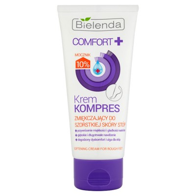 Bielenda Comfort+ Softening Foot Cream 100 ml