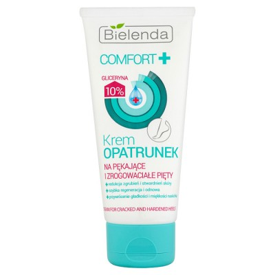 Bielenda Comfort+ Cracked Heels Foot Cream 100 ml