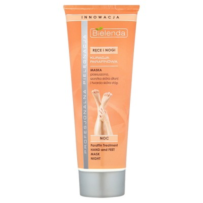 Bielenda Paraffin Hand & Feet Night Mask 75 ml
