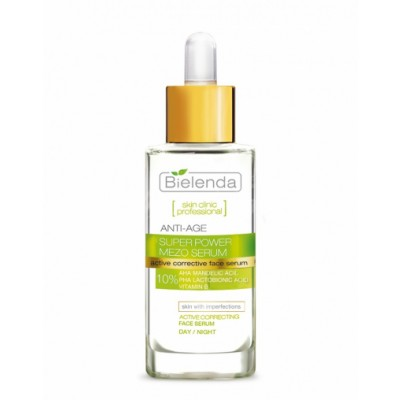 Bielenda Super Power Correcting Day & Night Face Serum 30 ml