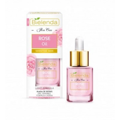 Bielenda Rose Care Sensitive Skin Rose Face Oil 15 ml