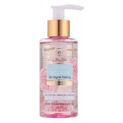 Bielenda Rose Care Rose Cleansing Face Oil 140 ml