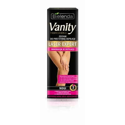 Bielenda Vanity Laser Expert Legs Hair Removal Cream 100 ml