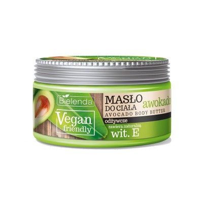 Bielenda Vegan Friendly Avocado Body Butter 250 ml