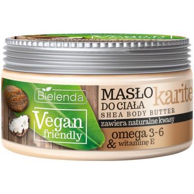 Bielenda Vegan Friendly Shea Body Butter 250 ml