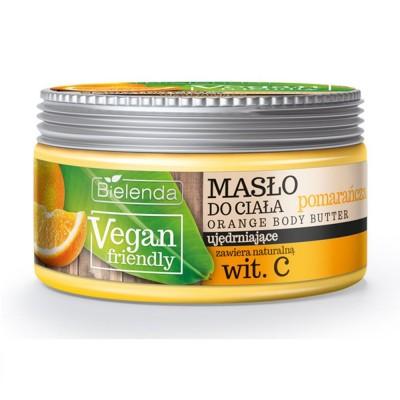 Bielenda Vegan Friendly Orange Body Butter 250 ml