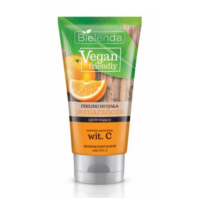 Bielenda Vegan Friendly Orange Body Scrub 200 g
