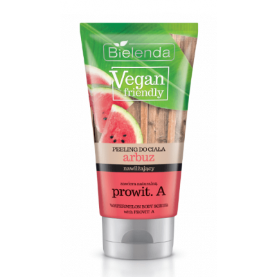 Bielenda Vegan Friendly Watermelon Body Scrub 200 g
