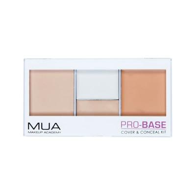 MUA Makeup Academy Pro-Base Cover & Conceal Kit Porcelain 11 g