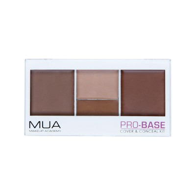 MUA Makeup Academy Pro-Base Cover & Conceal Kit Sienna 11 g
