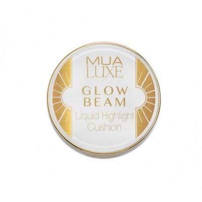MUA Makeup Academy Luxe Glow Beam Liquid Highlight Cushion Gold 5 g