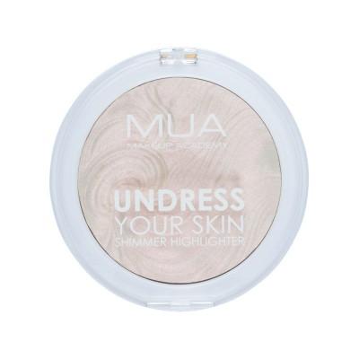 MUA Makeup Academy Undress Your Skin Shimmer Highlighter Peach Diamond 7,5 g