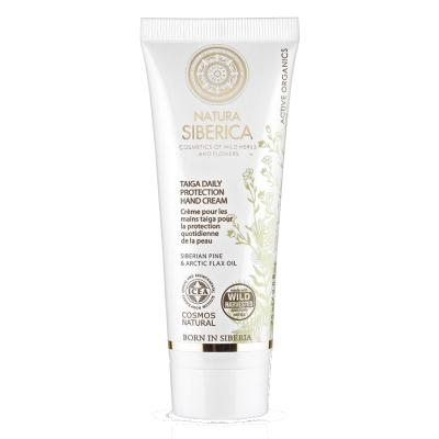 Natura Siberica Taiga Daily Protection Hand Cream 30 ml