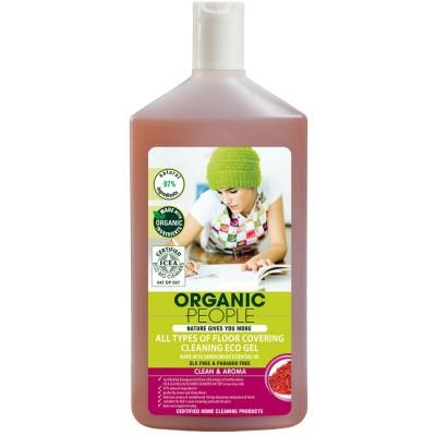 Organic People All Purpose Floor Cleaning Gel Sandalwood 500 ml