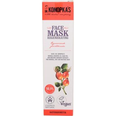 Dr. Konopka's Regenerierende Gesichtsmaske Trockene & Reife Haut 75 ml