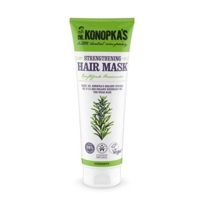 Dr. Konopka's Stärkende Haarmaske mit Rosmarin 200 ml