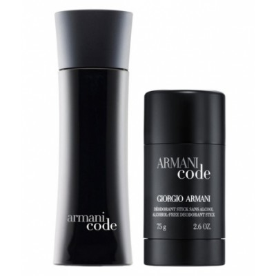 Giorgio Armani Code Homme EDT & Deostick 2 x 75 ml