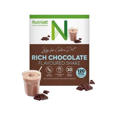 Nutrilett LCD Chocolate Shake 10 st