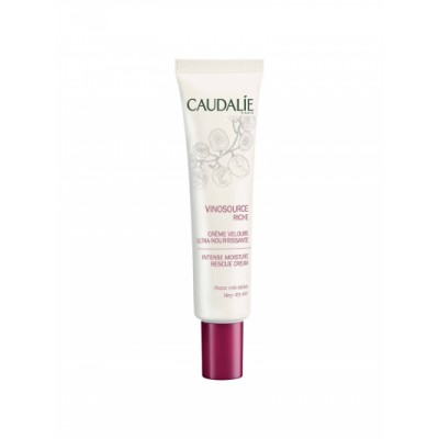 Caudalie Vinosource Riche Intense Moisture Rescue Cream 40 ml