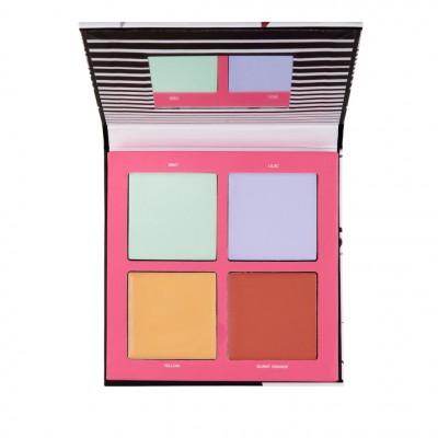 Lottie London Colour Clique Colour Correcting Palette 1 pcs