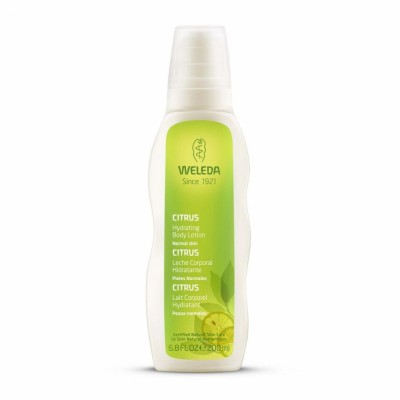 Weleda Citrus Hydrating Body Lotion 200 ml