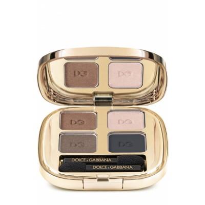Dolce & Gabbana Smooth Eye Color Quad Eyeshadow 107 Velvet 4,8 g