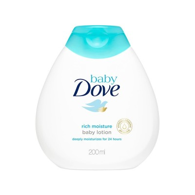 Dove Baby Rich Moisture Baby Lotion 200 ml