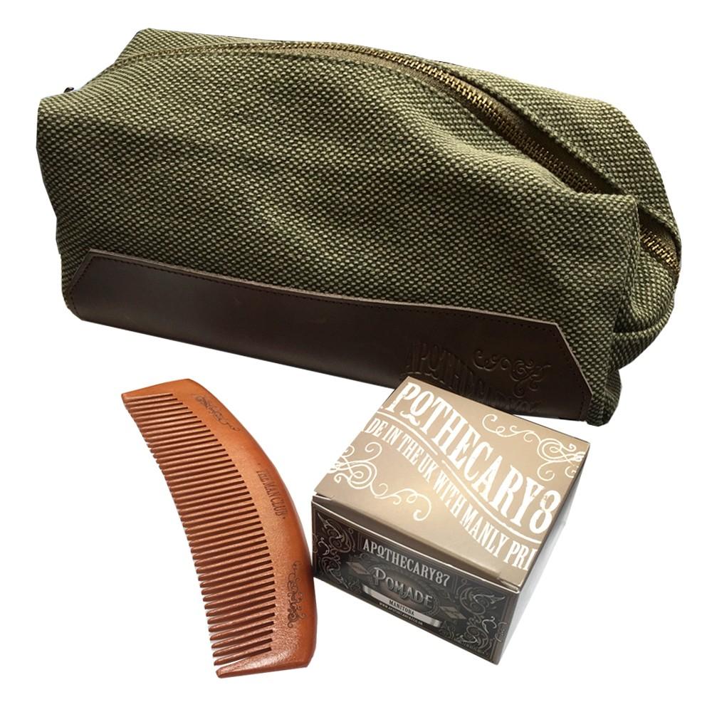 311a82fb9678 Dopp Bag Hair Kit