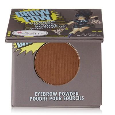 The Balm Brow Pow Eyebrow Powder Light Brown 0,28 g