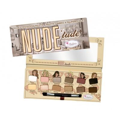 The Balm Nude Tude Naughty Eyeshadow Palette 1 stk