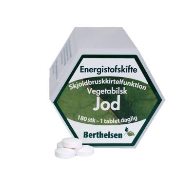 Berthelsen Jodium 225 mcg 180 tablets