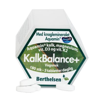 Berthelsen KalkBalance - Kasvis 180 tablettia