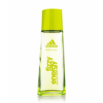 Stockists of Adidas Fizzy Energy EDT 75 ml