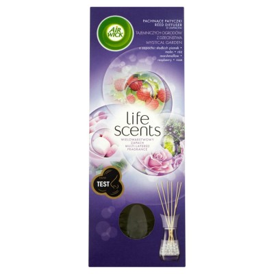 Air Wick Life Scents Reed Diffuser Mystical Garden 30 ml