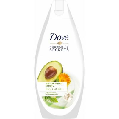 Dove Nourishing Secrets Invigorating Ritual Avocado Body Wash 750 ml