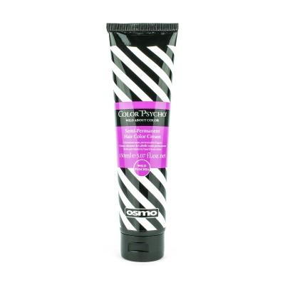 Osmo Color Psycho Semi-Permanent Hair Color Cream Wild Fuchsia 150 ml