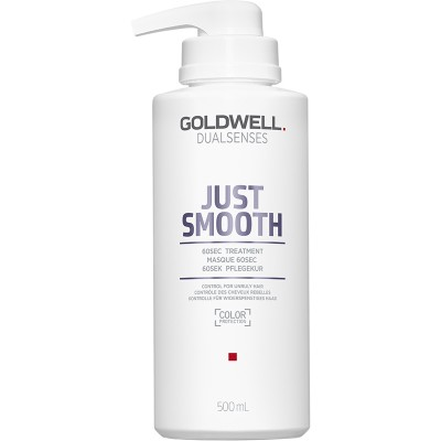 Goldwell Dualsenses Just Smooth 60Sec Treatment 500 ml