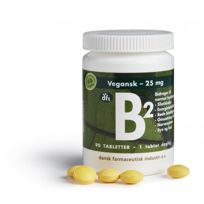 DFI 45B2 25 mg 90 tabletter