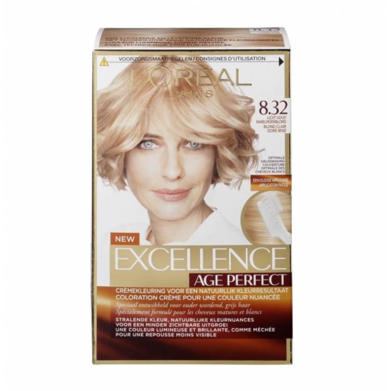 Loreal Excellence Coupons Printable Eating Out Deals In: L'Oreal Excellence Age Perfect Hair Color 8.32 1 Pcs