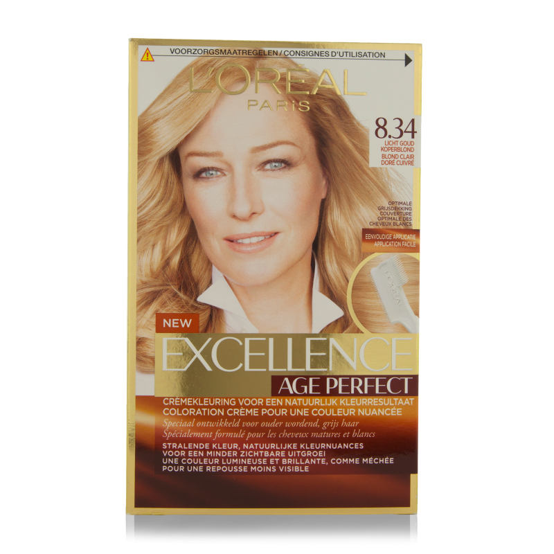 Loreal Excellence Coupons Printable Eating Out Deals In: L'Oreal Excellence Age Perfect Hair Color 8.34 1 Pcs