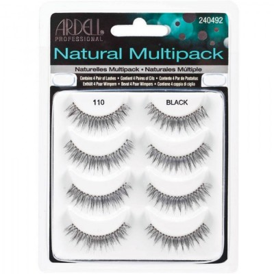 Ardell False Eyelashes 110 Black 4 pairs