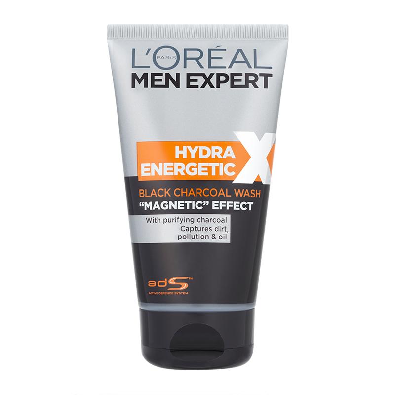 L'Oreal Men Expert Hydra Energetic Black Charcoal Wash 50 ...