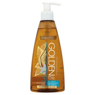 Bielenda Golden Oils Macadamia Ultra Feuchtigkeit Badeöl 250 ml